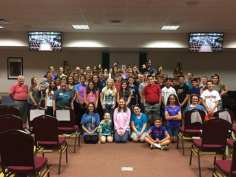 St Pius Tenth Youth Ministry