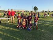 2nd Grade Boys Champions!
