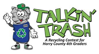 Talkin' Trash -        A Recycling Contest for Horry County 4th Graders