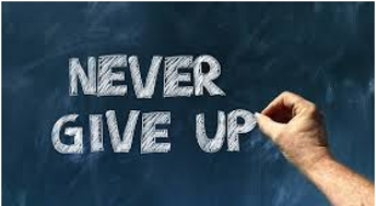 January Character Trait: Perseverance
