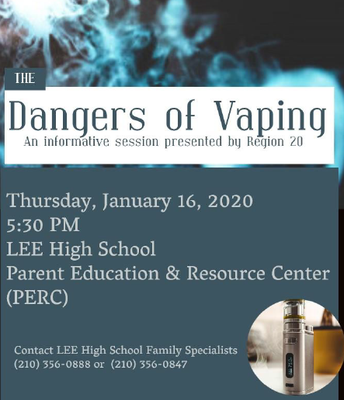 The Dangers of Vaping