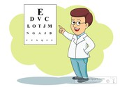 Vision Screening for 1st & 3rd Graders