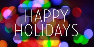Enjoy a Wonderful and Safe Winter Break