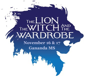 "Gananda Middle School Drama Club Presents ""The Lion, the Witch and the Wardrobe"""