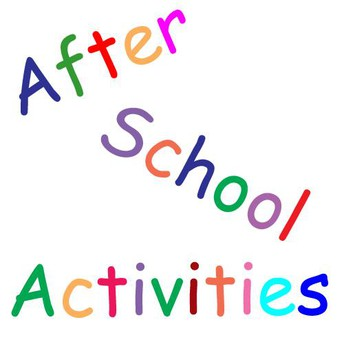LSLA AFTER SCHOOL CLUBS/ACTIVITIES: