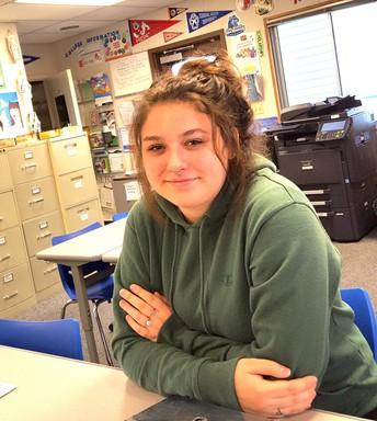 Student Highlight... ... Jade Polaski