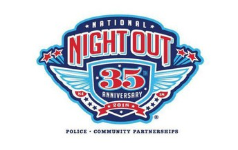 National Night Out  October 2, 2018