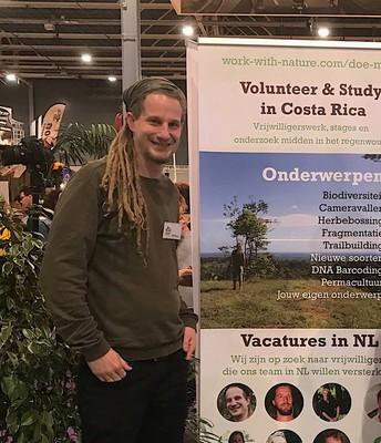 Matthijs Bol - Stichting Work with Nature