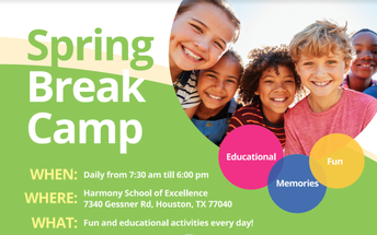Register for Spring Break Camp!