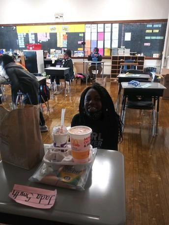 Student Shoutout: Jada Smith