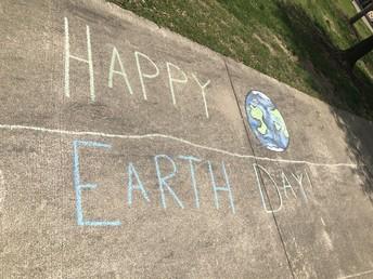 Field Trip on Earth Day
