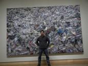 Michael Kareken Artist Reception