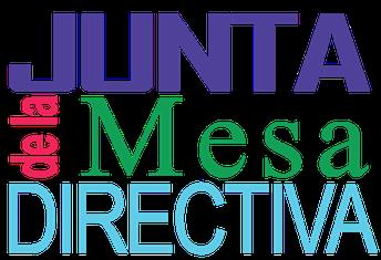 Reconocimientos por la Mesa Directiva en el mes de agosto