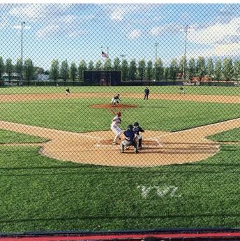 Baseball in full swing!
