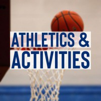 athletics and activities graphic