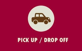 Drop off/pick up