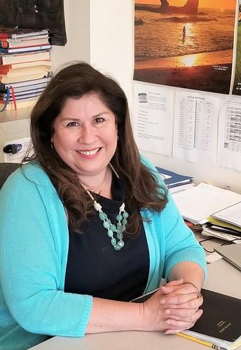 Featured Teacher - Norma Villarreal