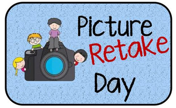 Picture Retake Day and Ordering Information