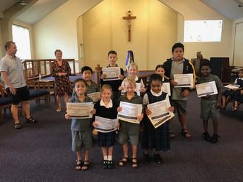 Our Weekly Award winners