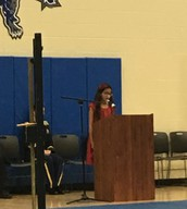 Our Zahra B. was a guest speaker!