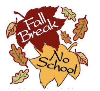 ENJOY YOUR FALL BREAK!!