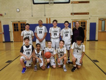 2019-2020 7th Grade Basketball