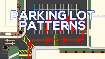 Traffic Pattern for Drop Off and Pick Up