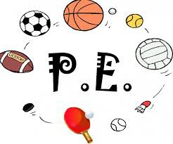 From Mrs. Grinnell: Physical Education Curriculum Information