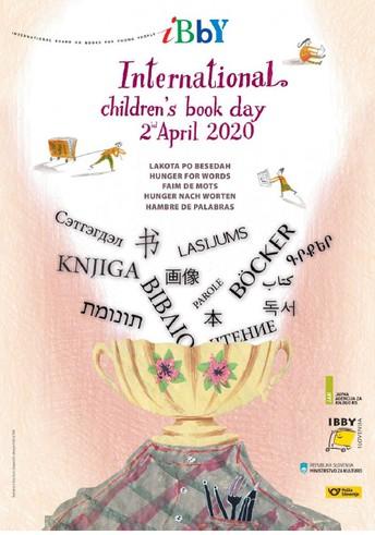 Međunarodni dan dječje knjige - 2. travnja