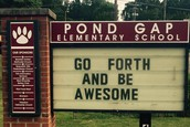 Pond Gap Elementary School