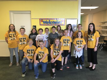 Sargent Elementary Student Council