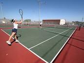 Girls Tennis SCL Tournament