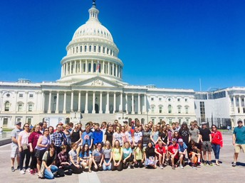 8th Grade Washington, D.C. Field Trip