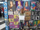 Art Show Participant
