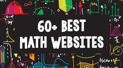 From Claudia Valastro: 60+ Best Math Websites
