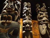 First Nations Totem Poles