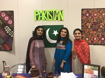 Pakistan booth