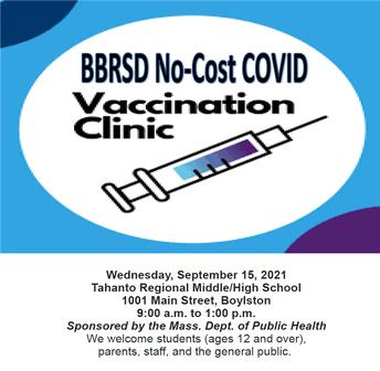BBRSD Vaccination Clinic