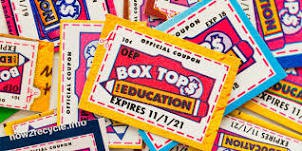 Box Tops for PTO