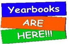 Yearbooks and supplements are here!!