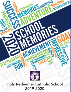 2019-20 Yearbook Deadline has been EXTENDED !!