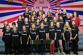 PUE Chorus to Participate in Pieces of Gold