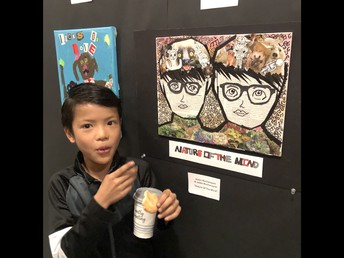 PTSA Reflections Art Contest