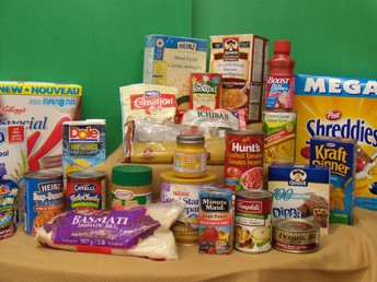 Collection for the Food Bank