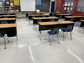 Art Room Is Prepared For All Things Creative!