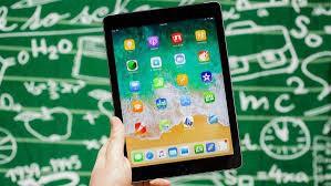 iPad Log-ins