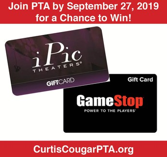 PTA Membership Update - Join For a Chance to WIN!