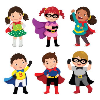 JANUARY 17th IS SUPER HERO DAY AT EES!!