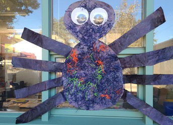 Giant Spider Creation