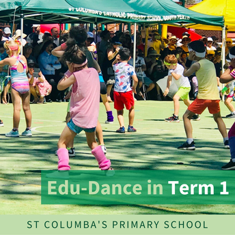 Edu-Dance will be in Term 1